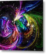 Nursery To The Stars Metal Print by Karen Musick
