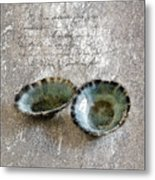 Of The Sea 2 Metal Print by Betty LaRue
