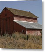 Old Barn Metal Print by Robert  Torkomian