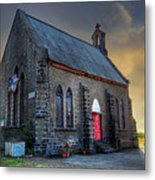 Old Church Metal Print by Charuhas Images