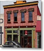Old Town Metal Print by Kerri Ertman