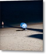 On The Beach Metal Print by Dave Bowman