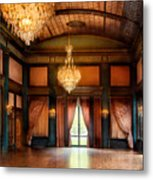 Other - The Ballroom Metal Print by Mike Savad