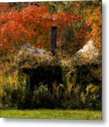 Ouch Metal Print by Lois Bryan