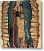 Our Lady Of Guadalupe Metal Print by Pam Neilands