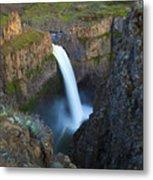 Palouse Falls Metal Print by Mike  Dawson