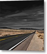 Pass With Care Metal Print by Atom Crawford