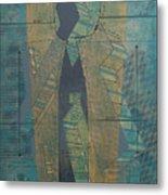 Patterns Series Number Seven Metal Print by Sonja Olson
