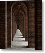 Perspectives Metal Print by Susanne Van Hulst