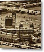 Phillies Stadium - Citizens Bank Park Metal Print by Bill Cannon