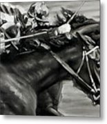 Photo Finish Metal Print by Thomas Allen Pauly