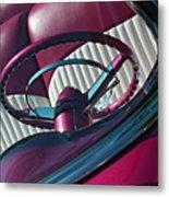 Pink 55 Metal Print by Rebecca Cozart