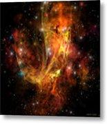 Plasma Drift Metal Print by Corey Ford
