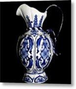Porcelain 2 Metal Print by Jose Luis Reyes