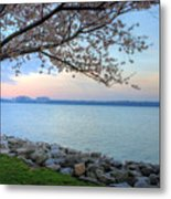 Pretty Potomac Metal Print by JC Findley