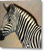 Principled Metal Print by James W Johnson