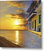 Puerto Rico Montage 1 Metal Print by Stephen Anderson