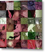 Quilt Metal Print by Tom Romeo