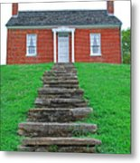 Rankin House Metal Print by Peter  McIntosh