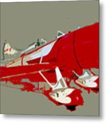 Red Racer Metal Print by David Lee Thompson