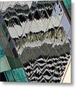 Reflections At Niagara Metal Print by Elizabeth Hoskinson