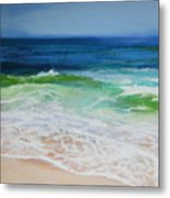 Relax Metal Print by Jeanne Rosier Smith