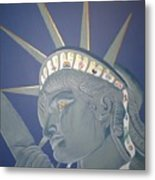 Remember Her Primary Meaning... Metal Print by Ingrid Stiehler