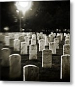 Resting Place Metal Print by Scott Pellegrin