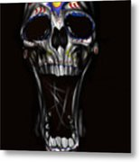 R.i.p Metal Print by Pete Tapang