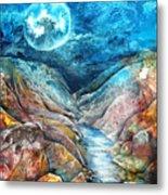 River Of Souls Metal Print by Patricia Allingham Carlson