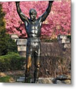 Rocky In Spring Metal Print by Bill Cannon