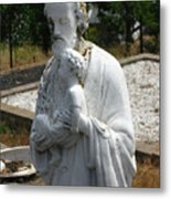 Saint Joseph Metal Print by Peter Piatt