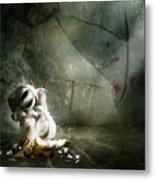 Shame Metal Print by Mary Hood