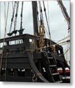 Ship 10 Metal Print by Joyce StJames