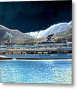 Shipshape 10 Metal Print by Will Borden