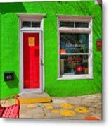Shop Colors Metal Print by Steven Ainsworth