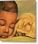 Sleeping Beauties Metal Print by Curtis James