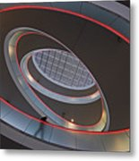 Sma Solar Technology Is Partially Metal Print by Michael Melford