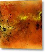 Space012 Metal Print by Svetlana Sewell