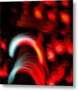 Speed Metal Print by Xn Tyler