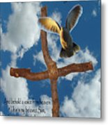 Spirit Of God Metal Print by Robyn Stacey