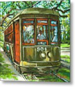 St. Charles No. 904 Metal Print by Dianne Parks