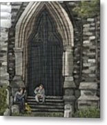 St Georges Parishioners Metal Print by Reb Frost