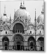 St. Marks Metal Print by Donna Corless