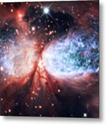 Star Gazer Metal Print by The  Vault - Jennifer Rondinelli Reilly