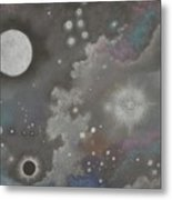 Stardust Metal Print by Janet Hinshaw