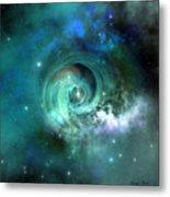 Stellar Matter Metal Print by Corey Ford