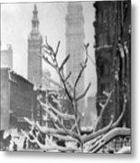 Stieglitz: New York, C1914 Metal Print by Granger