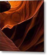 Stone Shadows Metal Print by Mike  Dawson