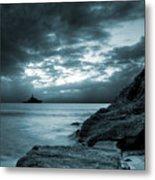 Stormy Ocean Metal Print by Jaroslaw Grudzinski